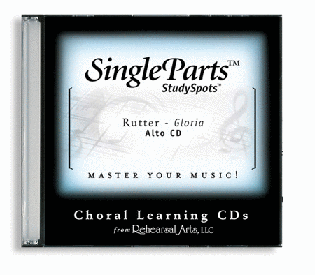 Gloria (CD only - no sheet music)