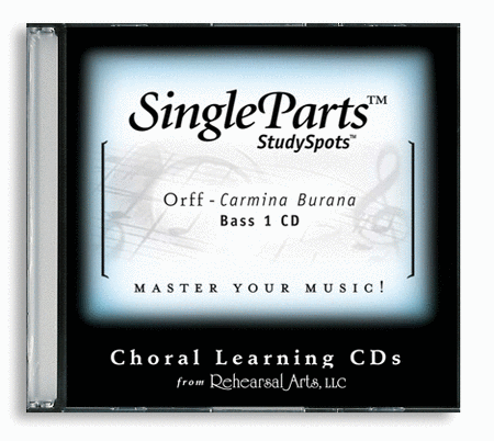 Carmina Burana (CD only - no sheet music)