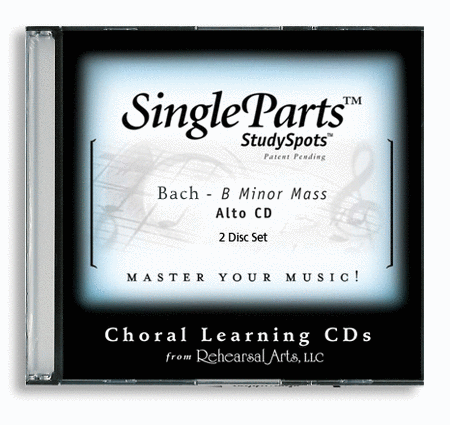 Mass in B Minor, BWV232 (CD only - no sheet music)