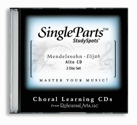 Elijah (CD only - no sheet music)