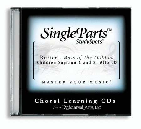 Mass of the Children (CD only - no sheet music)