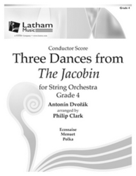 Three Dances from