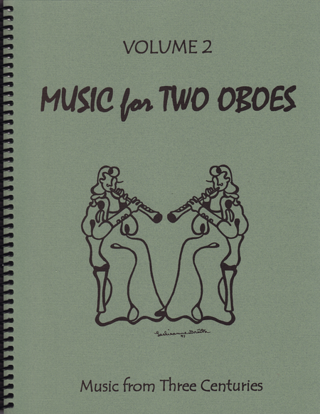Music for Two Oboes, Volume 2