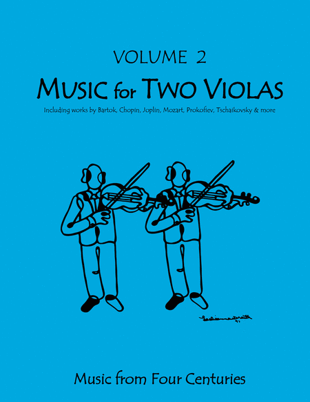 Music for Two Violas, Volume 2