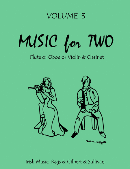 Music for Two, Volume 3 - Flute/Oboe and Clarinet