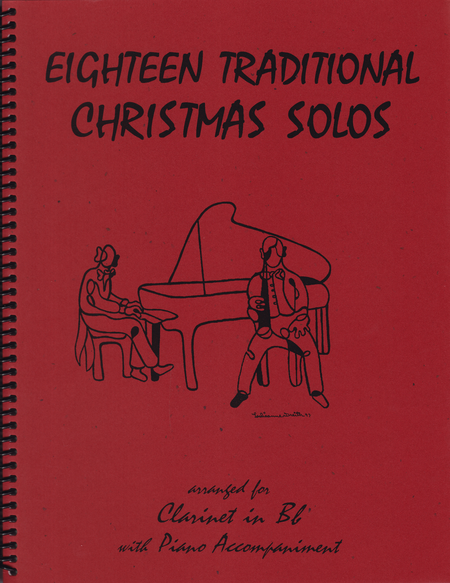 18 Tradtional Christmas Solos