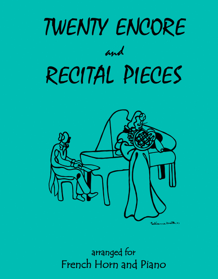 20 Encore and Recital Pieces for French Horn