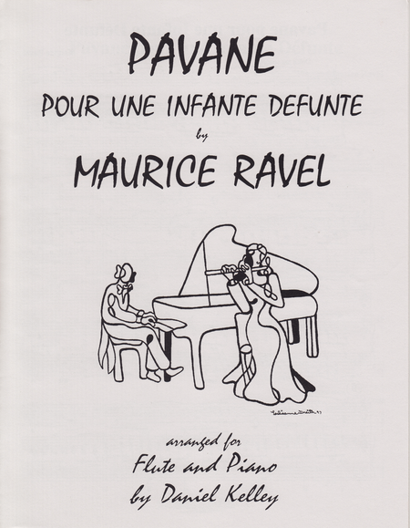 Pavane for Flute and Piano