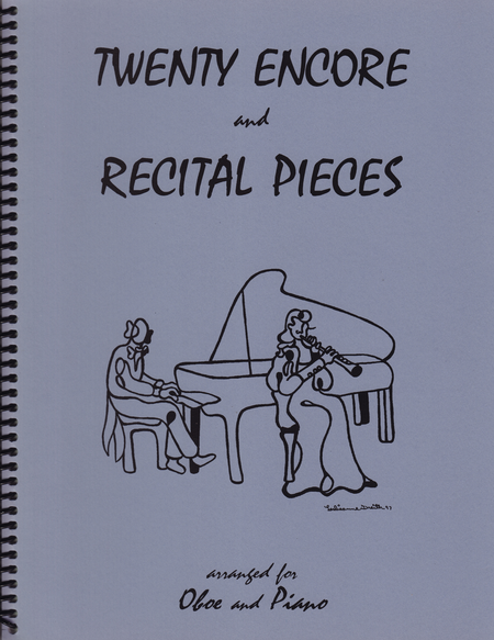 20 Encore and Recital Pieces for Oboe and Piano