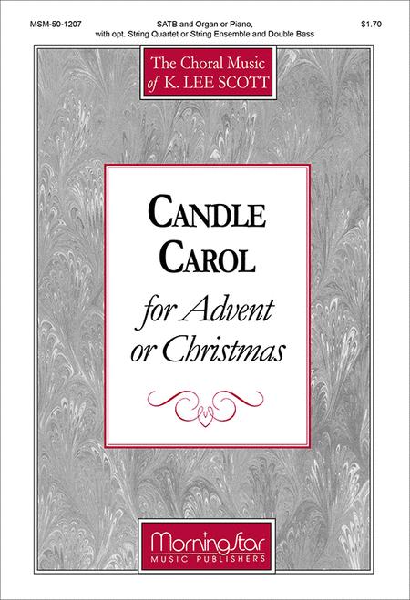 Candle Carol (Choral Score)