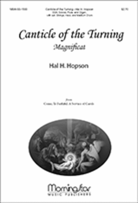 Canticle of the Turning (Choral Score)