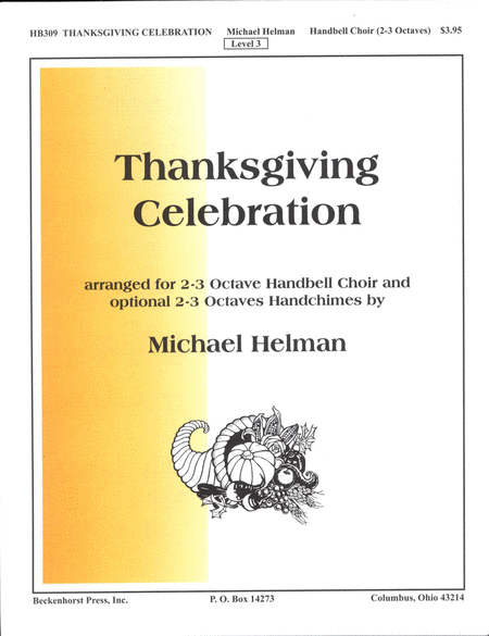 Thanksgiving Celebration