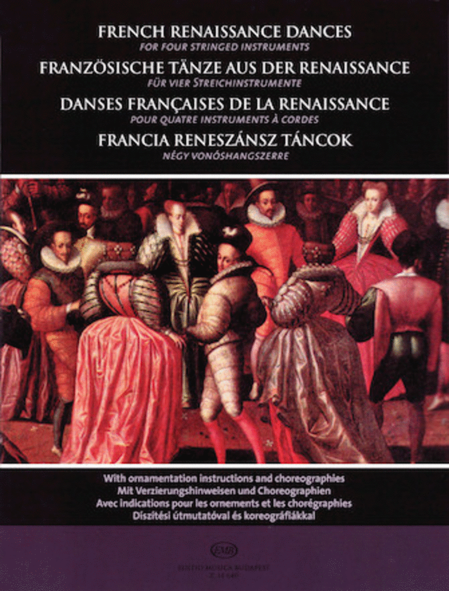 French Renaissance Dances