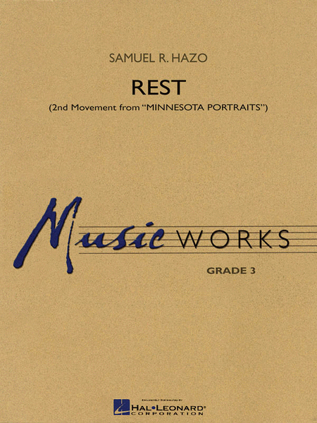 Rest (2nd Movement from Minnesota Portraits)