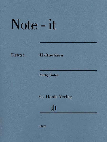 Note-It Sticky Notes