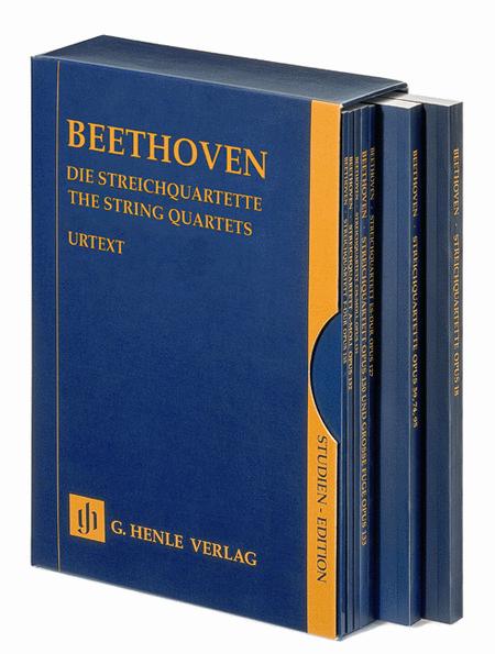 The String Quartets Complete