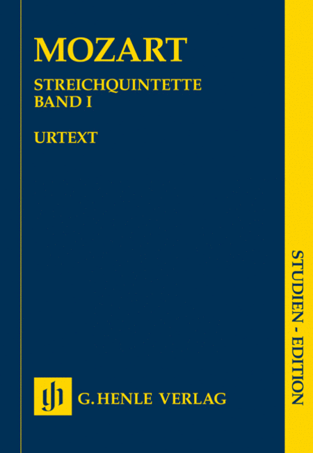 String Quintets - Volume I