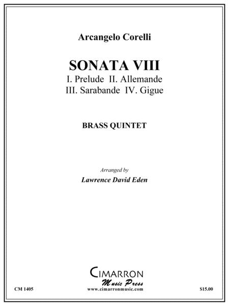 Sonata VIII