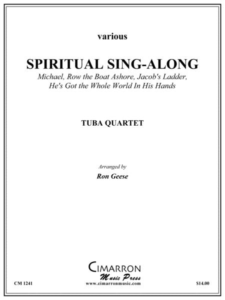 Spiritual Sing-Along