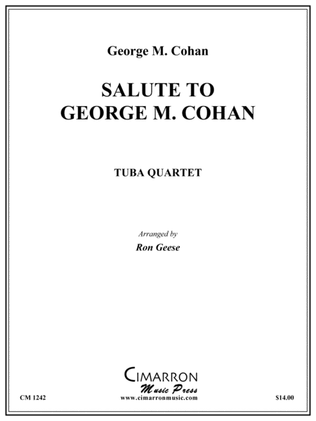 Salute to George M. Cohan