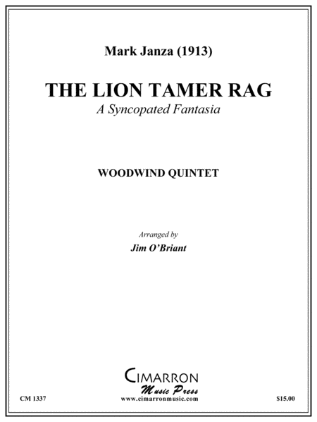 The Lion Tamer Rag