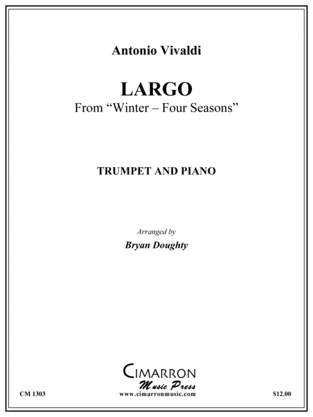 Largo from Winter, The Four Seasons