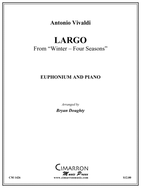 Largo from Winter-Four Seasons
