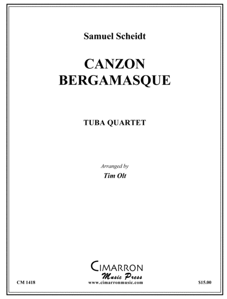 Canzon Bergamasque