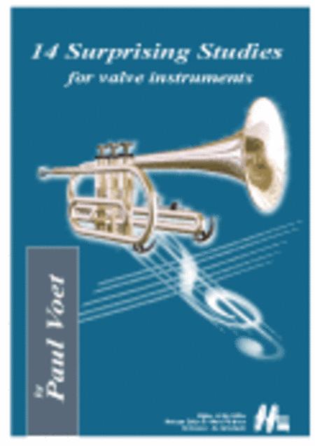 14 Surprising Studies for Valve Instruments