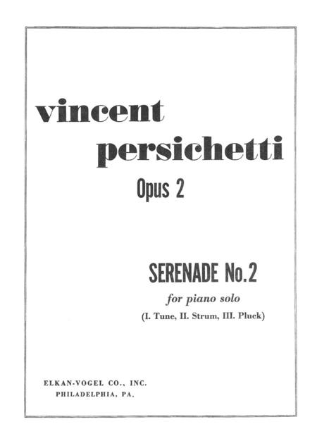 Serenade No. 2