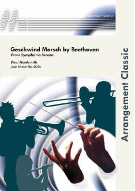Geschwind Marsch by Beethoven