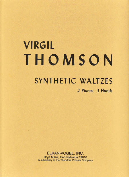 Synthetic Waltzes