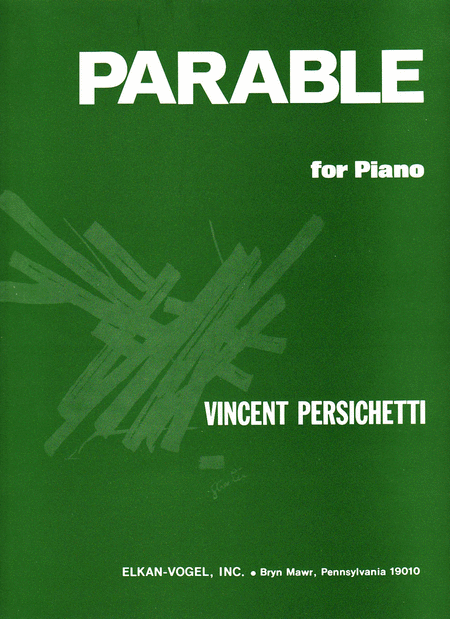 Parable for Piano