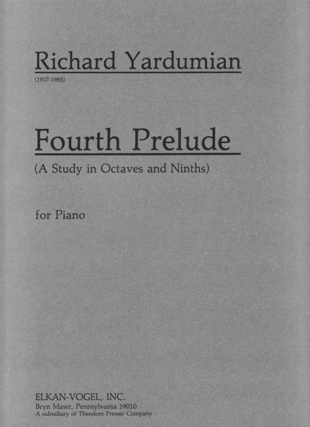 Fourth Prelude