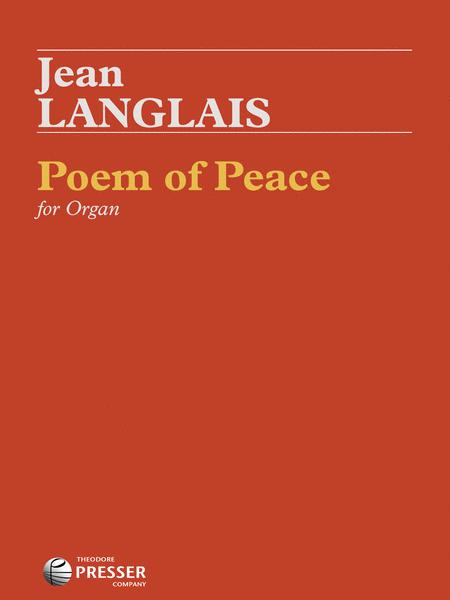 Poem of Peace