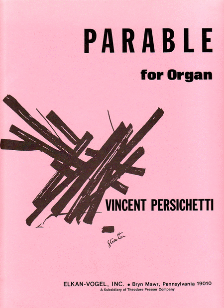 Parable for Organ