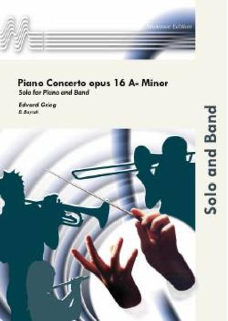 Piano Concerto opus 16 A Minor