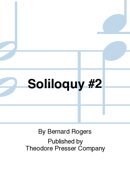 Soliloquy #2