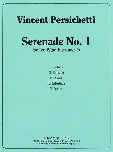 Serenade No. 1