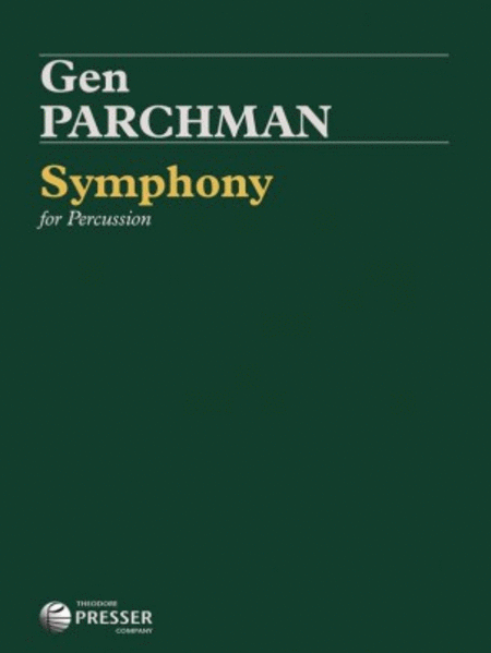 Symphony For Percussion