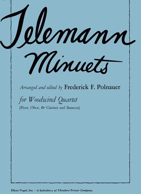 Telemann Minuets