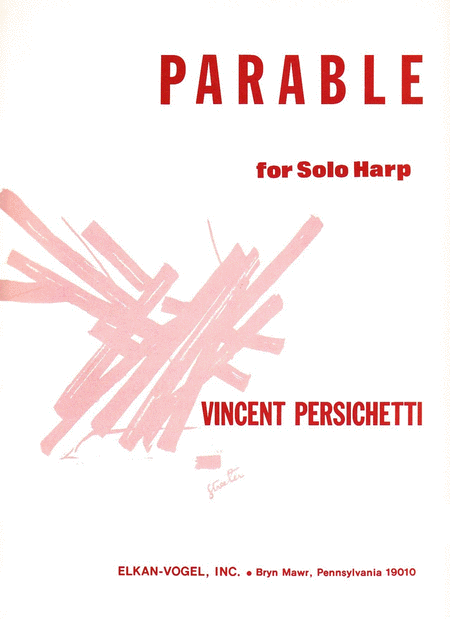 PARABLE FOR SOLO HARP