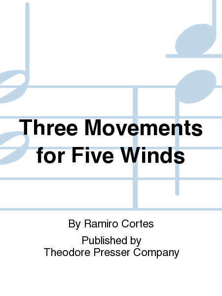 Three Movements for Five Winds