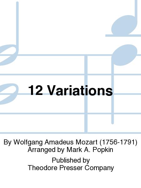 12 Variations