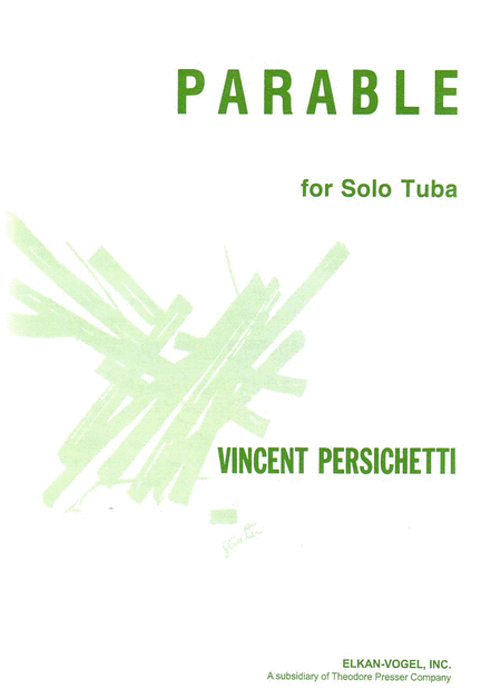 Parable For Solo Tuba