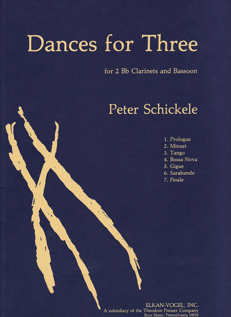 Dances For Three