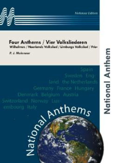 Four Anthems / Vier Volksliederen