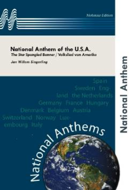 National Anthem of the U.S.A.