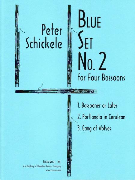 Blue Set No. 2