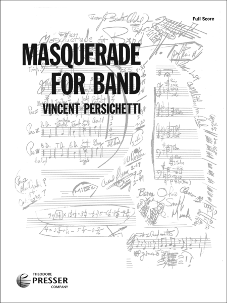 Masquerade for Band